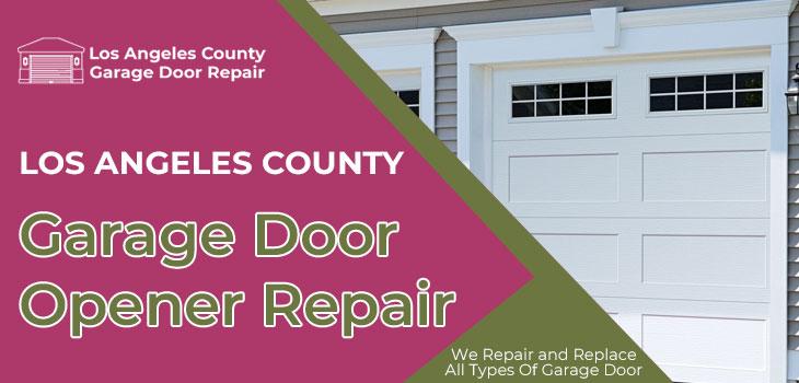 Garage Door Opener Repair Los Angeles County Opener Pad Motor Repair